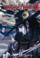 Vampire Hunter D vol.2 (French Edition)(manga)