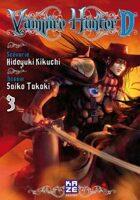 Vampire Hunter D vol.3 (French Edition)(manga)