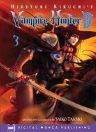 Vampire Hunter D Vol. 3 (manga)