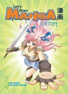 Let's Draw Manga - Fantasy