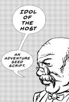 Idol of the Host Adventure Seed Script