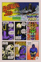 Cosmic Prism Adventure Seed the Sunday Strip
