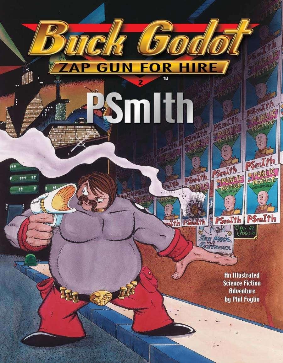 Buck Godot Zap Gun for Hire 2: PSmIth
