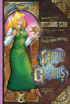 Girl Genius Volume One (B&W Edition)