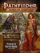 Pathfinder 1ª ed. - Retorno de los Señores de las Runas 1 - Secretos de Cala de Roderic