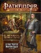 Pathfinder 1ª ed. - Retorno de los Señores de las Runas 2 - Lo que salió de Montaña Hueca