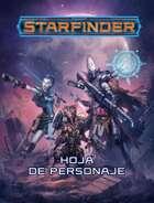 Starfinder - Hoja de personaje ampliada