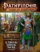 Pathfinder 1ª ed. - Retorno de los Señores de las Runas 4 - El templo del Espíritu del pavo real