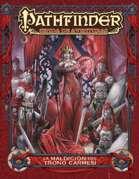 Pathfinder 1ª ed. - La maldición del Trono Carmesí