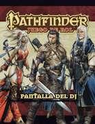 Pathfinder 1ª ed - Pantalla del Director de juego
