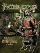 Pathfinder 1ª ed. - Forjador de reyes 1 - Tierra robada