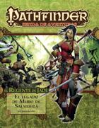 Pathfinder 1ª ed. - Regente de jade 1 - El legado del muro de salmuera
