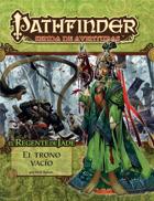 Pathfinder 1ª ed. - Regente de jade 6 - El trono vacío