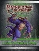 Pathfinder 1ª. ed - El legado de los Señores de piedra