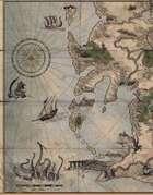 Pathfinder 1ª ed. - Mapa de Varisia