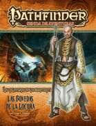 Pathfinder 1ª ed. - La calavera de la serpiente 4 - Las bóvedas de la locura