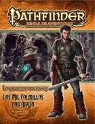 Pathfinder 1ª ed. - La calavera de la serpiente 5 - Los mil colmillos por abajo