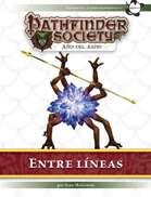 Pathfinder 1ª ed. - Entre líneas
