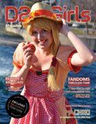D20 Girls Magazine - Summer 2013
