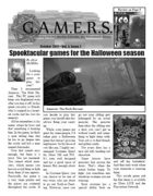 GAMERS Newspaper - Oct 2011