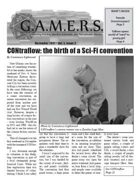GAMERS Newspaper - Nov 2011