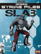 Enemy Strike File: Slab [Mutants & Masterminds]