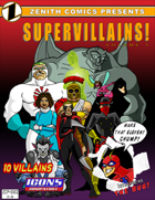 Zenith Comics Presents: Supervillains (ICONS)