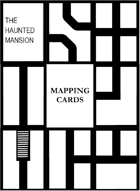 Mapping Cards - Haunted Mansion