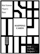 Mapping Cards - Mad Science Player's Base