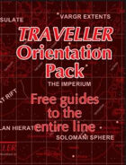 Classic Traveller Orientation Pack