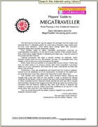 MT DTRPG Guide to MegaTraveller