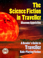 Ebook: The Science Fiction In Traveller