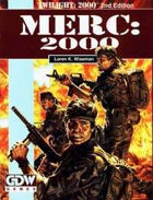 Merc Mercenary: 2000