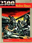 2300 AD Kafer Dawn
