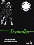 Spanish Traveller- Suplemento 1 - 1001 Personajes