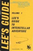 CT-G Lee's Guide to Interstellar Adventure, Volume 1