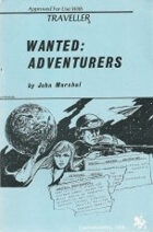 CT-G Wanted: Adventurers