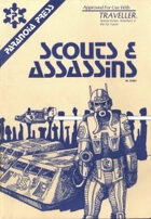 PP1 Scouts and Assassins (Traveller Licensed Supplement)