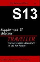 Classic Traveller-CT-S13-Veterans