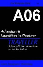 Classic Traveller-CT-A06-Expedition To Zhodane