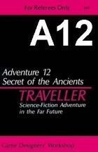 Classic Traveller-CT-A12-Secret of the Ancients