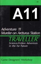 Classic Traveller-CT-A11-Murder on Arcturus Station