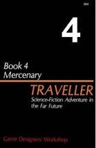 Classic Traveller-CT- B04-Mercenary