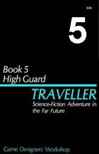 Classic Traveller-CT- B05-High Guard