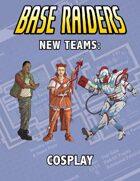 New Teams: Cosplay