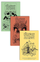 The Excellent Travelling Volume, Issues 4-6  [BUNDLE]