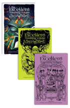 The Excellent Travelling Volume, Issues 10-12 [BUNDLE]
