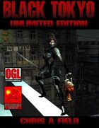 Black Tokyo -Unlimited Edition