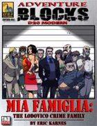 Mia Famiglia: The Lodovico Crime Family