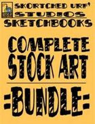 The Complete Stock Art Bundle [BUNDLE]